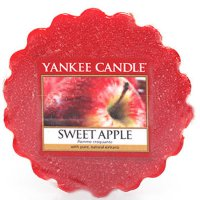 Yankee Candle Wax Melts - Sweet Apple - Duftwachs