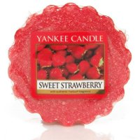 Yankee Candle Wax Melts - Sweet Strawberry - Duftwachs