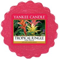 Yankee Candle Wax Melts - Tropical Jungle - Duftwachs