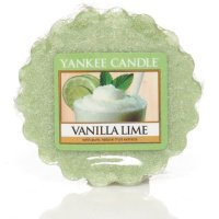 Yankee Candle Wax Melts - Vanilla Lime - Duftwachs