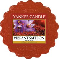 Yankee Candle Wax Melts - Vibrant Saffron - Duftwachs