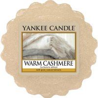 Yankee Candle Wax Melts - Warm Cashmere - Duftwachs