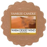 Yankee Candle Wax Melts - Warm Desert Wind - Duftwachs