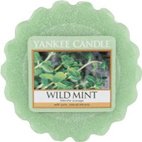 Yankee Candle Wax Melts - Wild Mint - Duftwachs