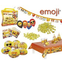 emoji-Party - Partykoffer - Partybox