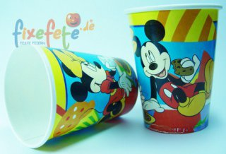 Becher - Mickey & Minnie - 266 ml