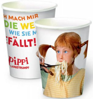 Becher - Pippi Langstrumpf - Film