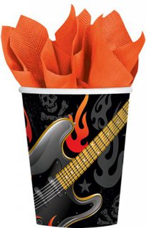 Becher - Rock On - E-Gitarre