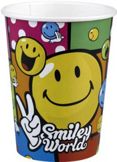 Becher - Smiley World - Comic