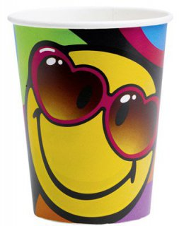 Becher - Smiley World