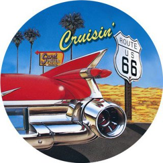 Cruisin - Route 66 - CD