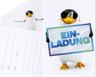 klapp pinguin