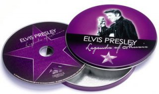 Elvis Presley - Legends of Music - CD