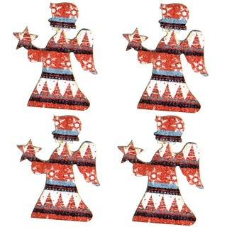 nordische weihnacht weihnachtsengel streudeko. Black Bedroom Furniture Sets. Home Design Ideas