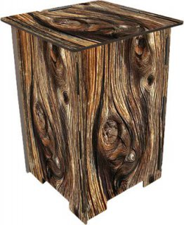 Holz - Hocker
