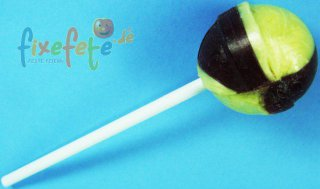 Kirsch-Banane-Lutscher - KiBa-Lolly