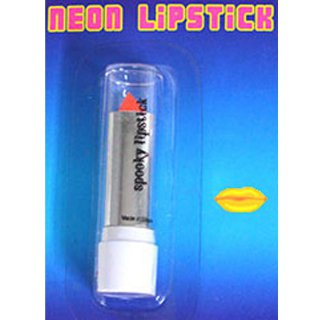 Lippenstift neon-orange