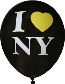 Luftballons - I love New York