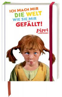 Notizbuch - Pippi Langstrumpf - Film