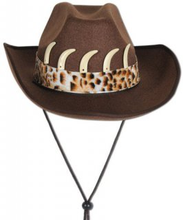Outback-Hut - Safari-Ranger - braun