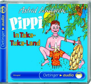 Pippi Langstrumpf in Taka-Tuka-Land - CD