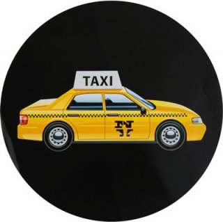 Platz-Set -  New York Taxi - New York Cab