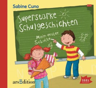 Superstarke Schulgeschichten - 2 CD