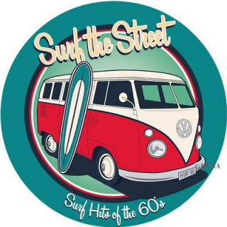 Surf the Street - Surf Hits of the 60s - CD