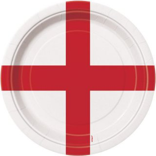 Teller - England - St. George Cross