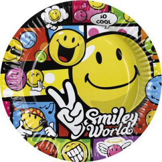 Teller - Smiley World - Comic