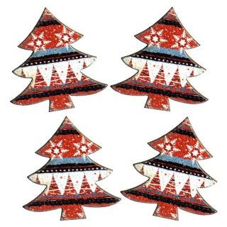 nordische weihnacht weihnachtsbaum streudeko. Black Bedroom Furniture Sets. Home Design Ideas