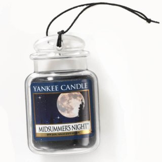 Yankee Candle Car Jar Ultimate - Midsummer Night - Autoduft