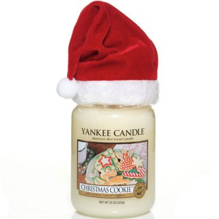 Yankee Candle Duftkerze Christmas Cookie 623g