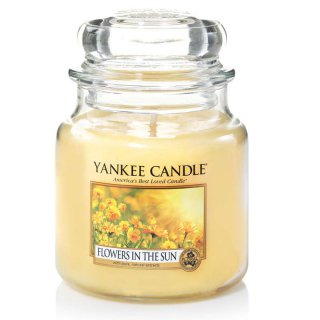 Yankee Candle Duftkerze Flowers in the Sun 411g