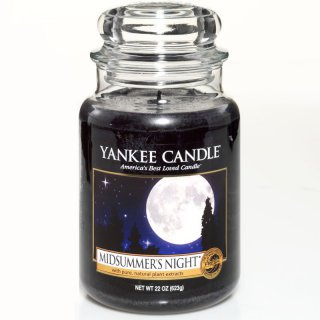 Yankee Candle Duftkerze Midsummer Night 623g
