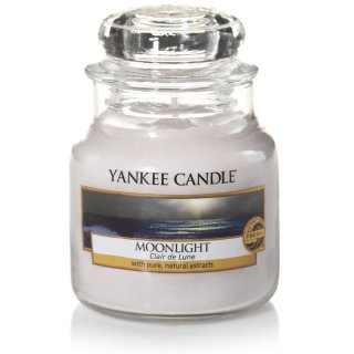 Yankee Candle Duftkerze Moonlight 104g