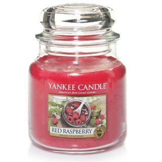 Yankee Candle Duftkerze Red Raspberry 411g