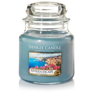 Yankee Candle Duftkerze Riviera Escape 411g