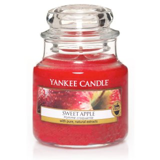 Yankee Candle Duftkerze Sweet Apple 104g