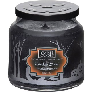 Yankee Candle Duftkerze Witches Brew 410g