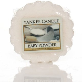 yankee candle baby powder duftwachs kaufen. Black Bedroom Furniture Sets. Home Design Ideas