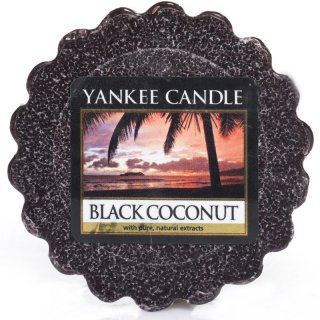 Yankee Candle Wax Melts - Black Coconut - Duftwachs