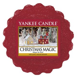 Yankee Candle Wax Melts - Christmas Magic - Duftwachs
