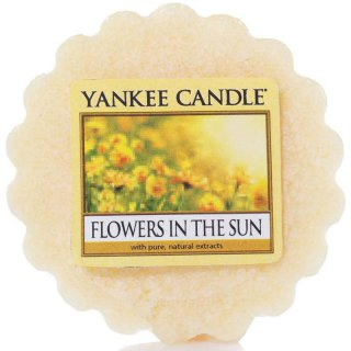 Yankee Candle Wax Melts Flowers in the Sun - Duftwachs