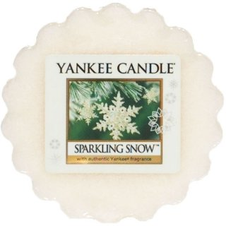 Yankee Candle Wax Melts - Sparkling Snow - Duftwachs