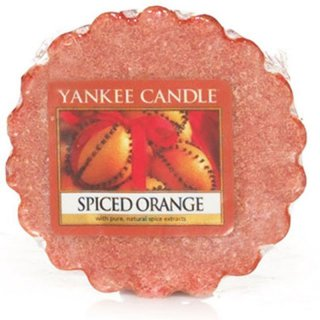 Yankee Candle Wax Melts - Spiced Orange - Duftwachs