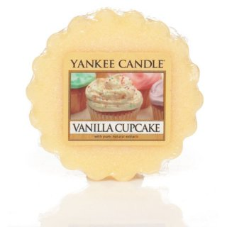 Yankee Candle Wax Melts - Vanilla Cupcake - Duftwachs