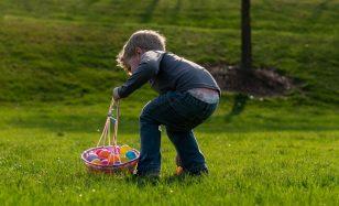 Ostern als buntes Fest für die ganze Familie