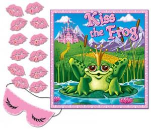 Frosch Spiele 1001