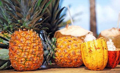Kalte Drinks und tolle Klamotten – Tropical Fruit Party